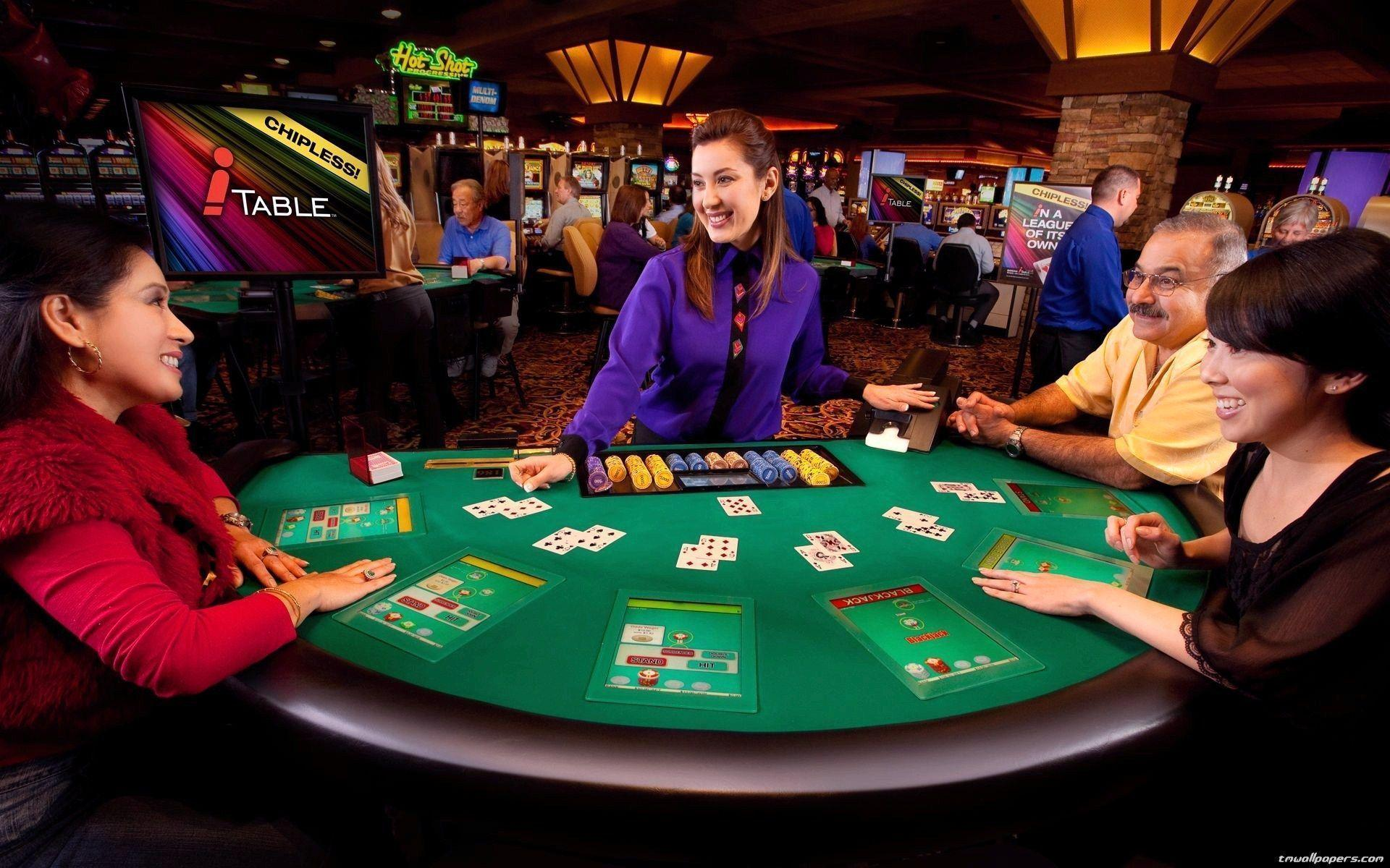 When Is The Right Time To Start Online Casino?